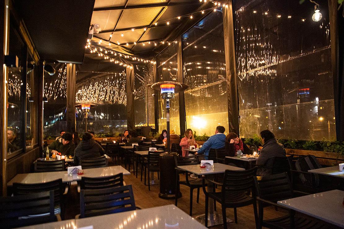 B Machalí B Restobar Lounge Bar